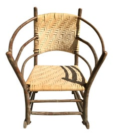 Image of Rustic Rocking Chairs
