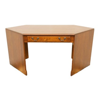 Lexington Furniture Contemporary Corner Office Desk For Sale
