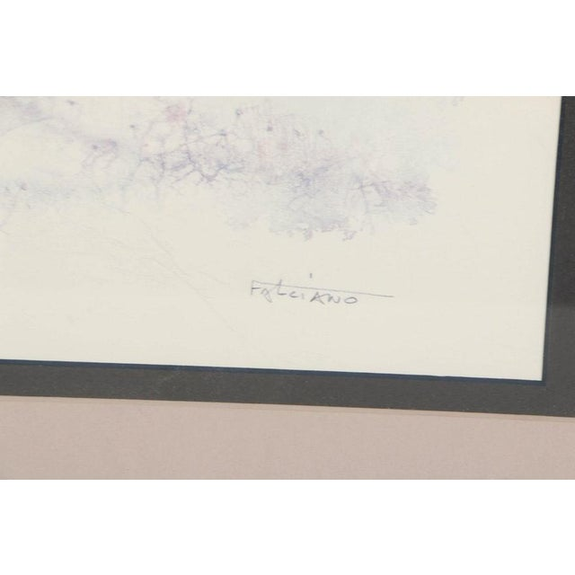 Falciano Landscape Offset Lithographs - A Pair - Image 9 of 11