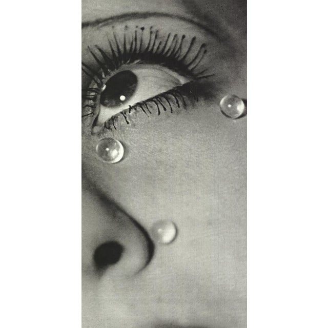 "Dada ""Glass Tears"" Man Ray Lithograph For Sale - Image 3 of 4"