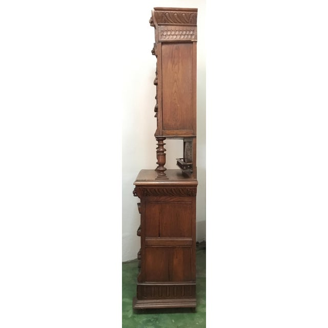 19th Century Belgian Hunt Cabinet For Sale - Image 10 of 13