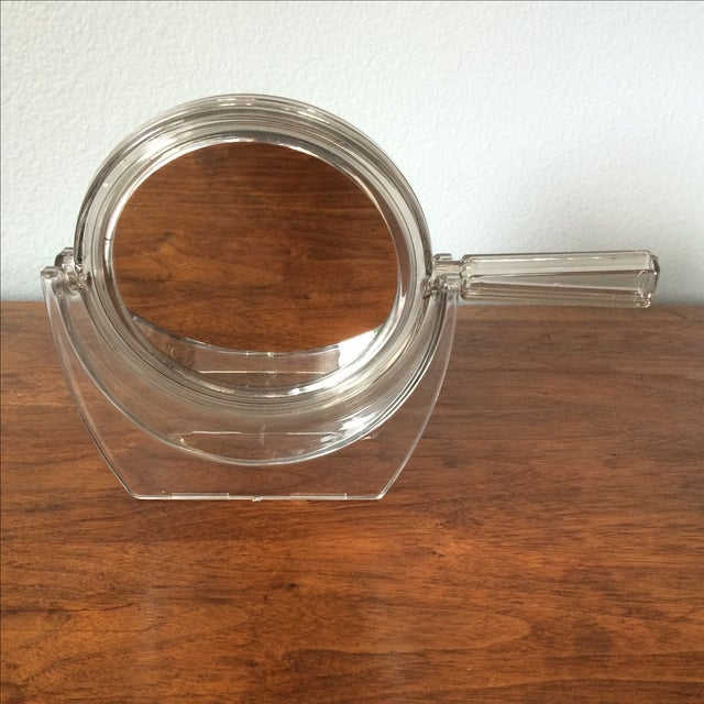 Vintage 2-Sided Hand Mirror - Image 3 of 11
