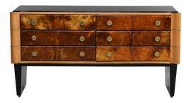 Image of Leather Dressers and Chests of Drawers