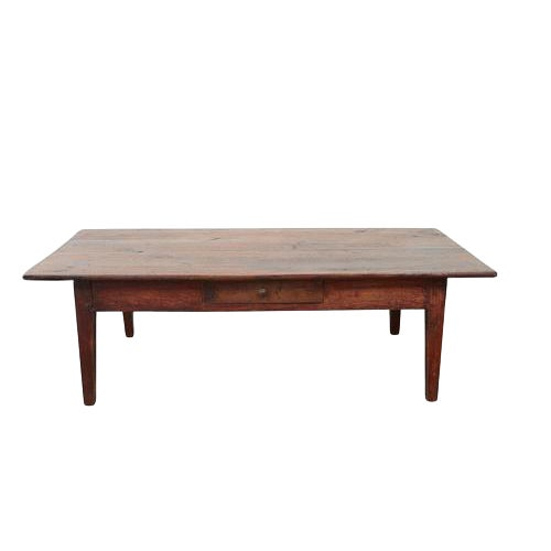 19th c. French Coffee Table For Sale