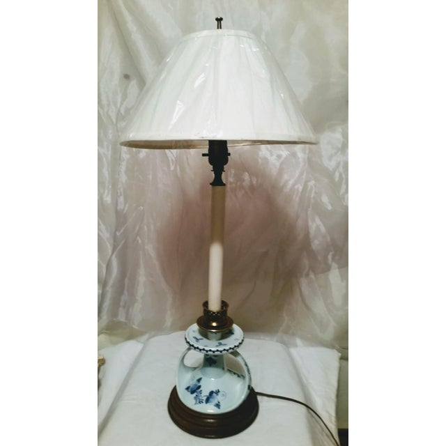 Vintage Deft Candle Stick Table Lamp - Image 2 of 5