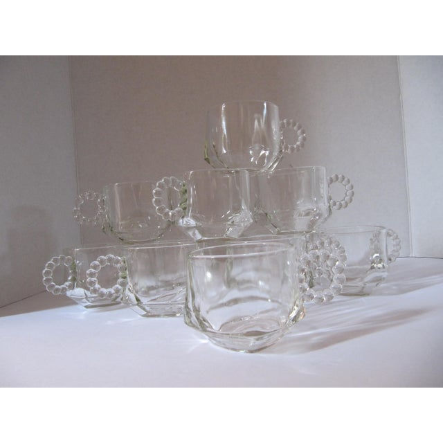 Vintage Punch Cups-11 Pieces For Sale - Image 4 of 6