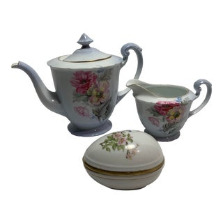 Vintage Noritake & Takahashi Tea - Set of 3 For Sale