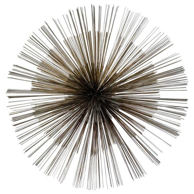 Mid-Century Modern Pom Pom Wall Sculpture by Curtis Jere For Sale - Image 9 of 9