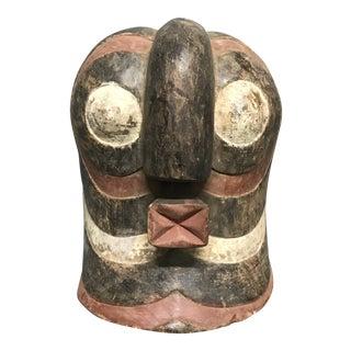 African Tribal Art Songye Mask For Sale