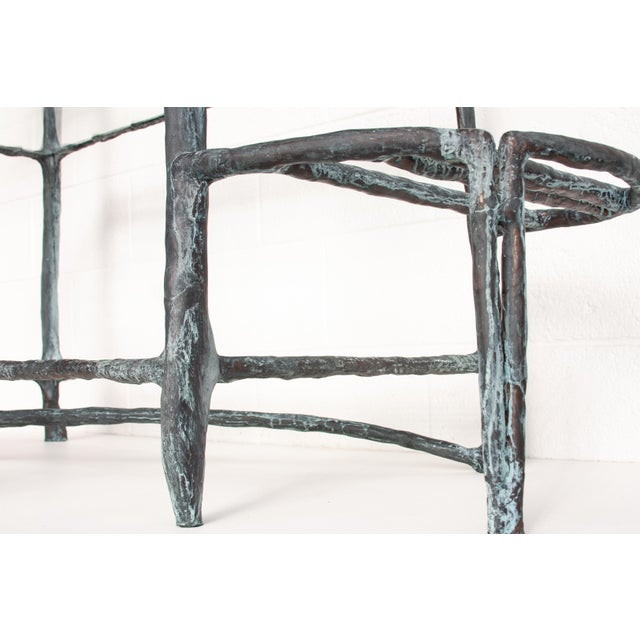 Abstract Plant Library Etagere by Zuckerhosen For Sale - Image 3 of 8