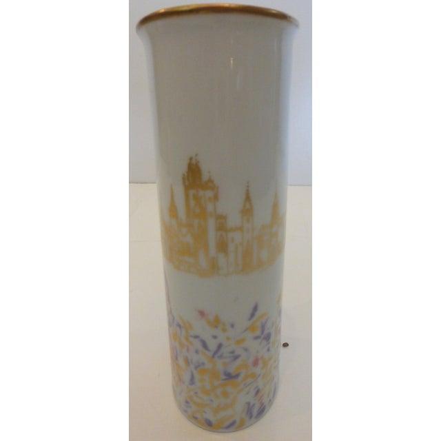 Rosenthal Rosenthal Mid-Century Vase For Sale - Image 4 of 7