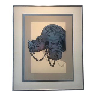 American Iron Series #3 by Pop Artist David Yarnell For Sale