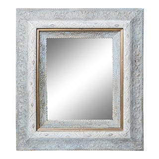 19th Century Victorian Decorative Mirror For Sale