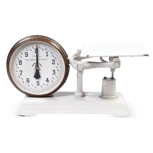 Vintage 2-Sided Counter Scale - Image 1 of 6