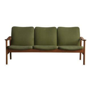 """In the Style of Alf Svensson"" Three Seat Sofa C. 1960s"