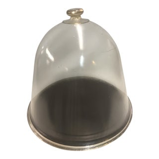 Antique French Garden Bell Cloche For Sale