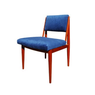 Mid Century Modern Single Chair For Sale