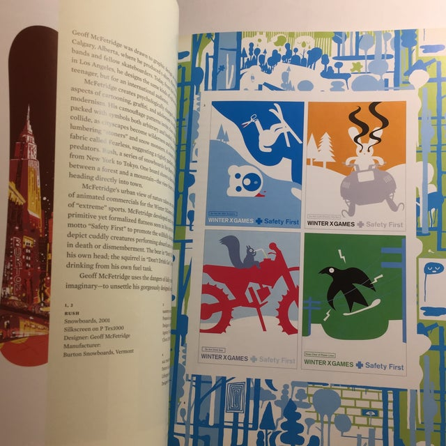 Red 2003 Inside Design Now Book by Donald Albrecht Cooper Hewitt For Sale - Image 8 of 13