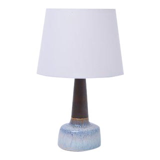 Mid-Century Model 1080-3 Stoneware Table Lamp by Einar Johansen for Søholm, 1970s For Sale