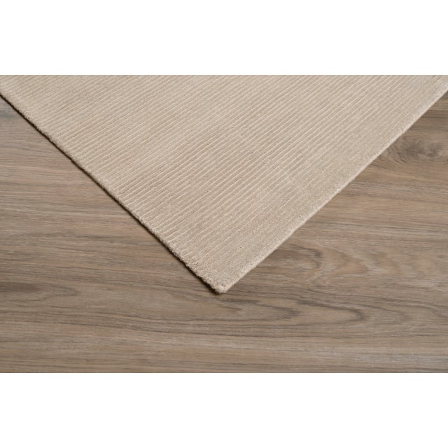 Stark Studio Rugs Contemporary New Oriental Rug - 5 x 7, 60% Silk 40% Wool To care for your rug, it's best to have your...