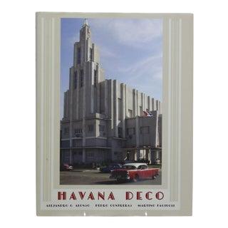 Havana Art Deco Book -Store Sample For Sale
