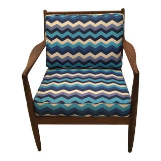 Dux Danish Arm Chair For Sale