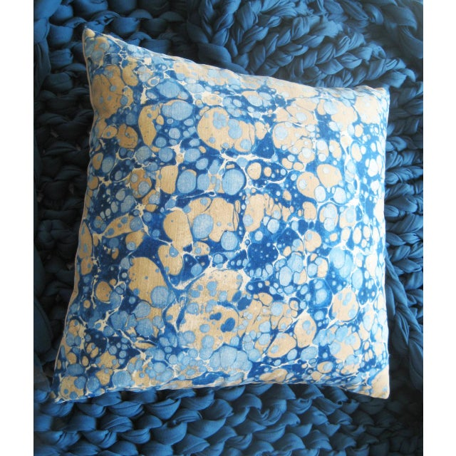 Jonathan Adler Droplet Square Pillow - Image 3 of 4