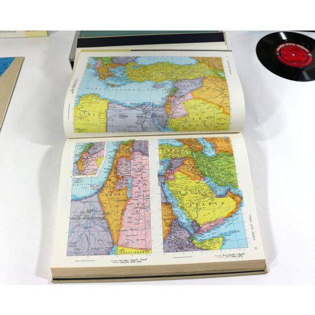 1960s Rand McNally New World Portrait Globe Set - Image 6 of 7