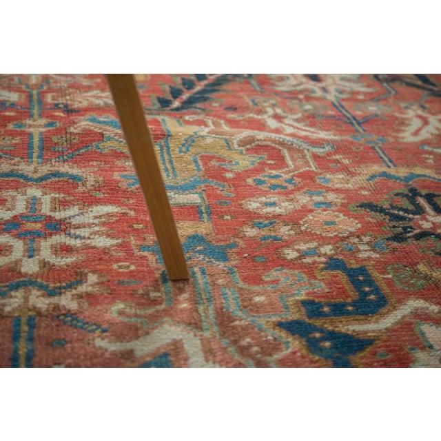 "Vintage Heriz Carpet - 8'3"" X 11'3"" - Image 9 of 10"