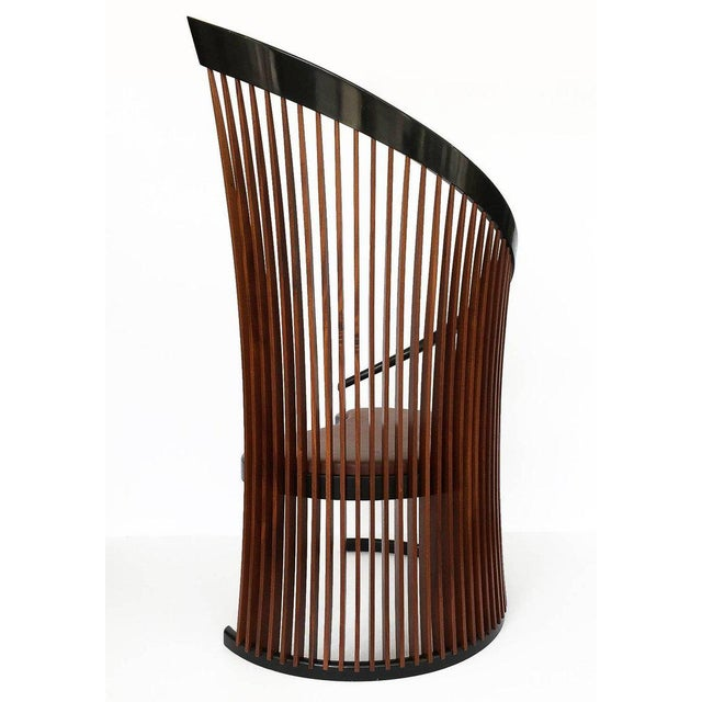 Pair of Paso Doble Sculptural Chairs by Thomas Stender For Sale - Image 10 of 11