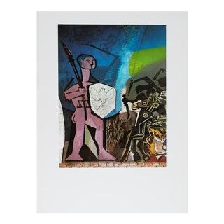1971 Picasso War & Peace Photogravure