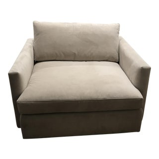Crate and Barrel Lounge II Chair