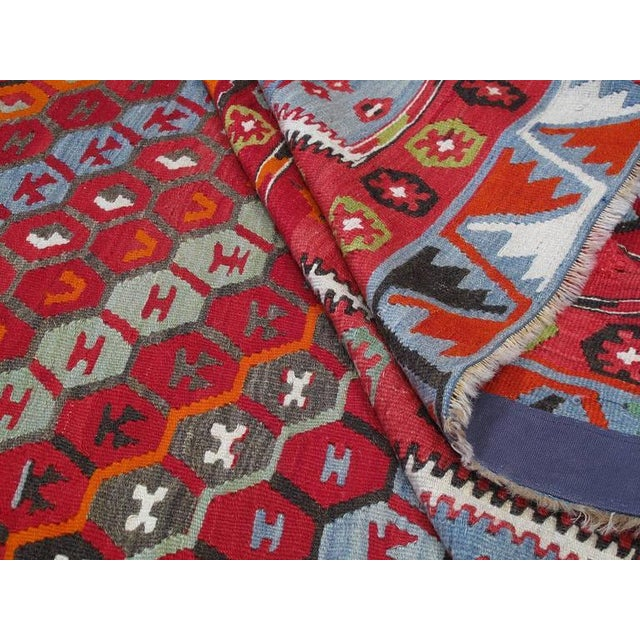 Textile Superb Antique Sharkisla Kilim For Sale - Image 7 of 10