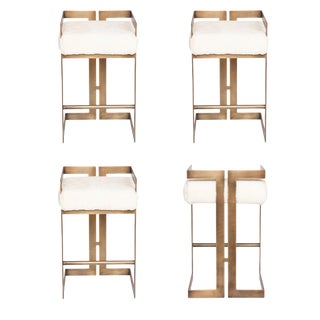 Murray Stools - Set of 4 For Sale