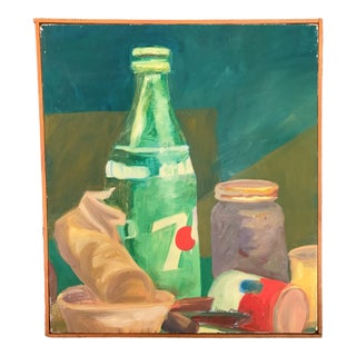 7up Still Life Painting For Sale