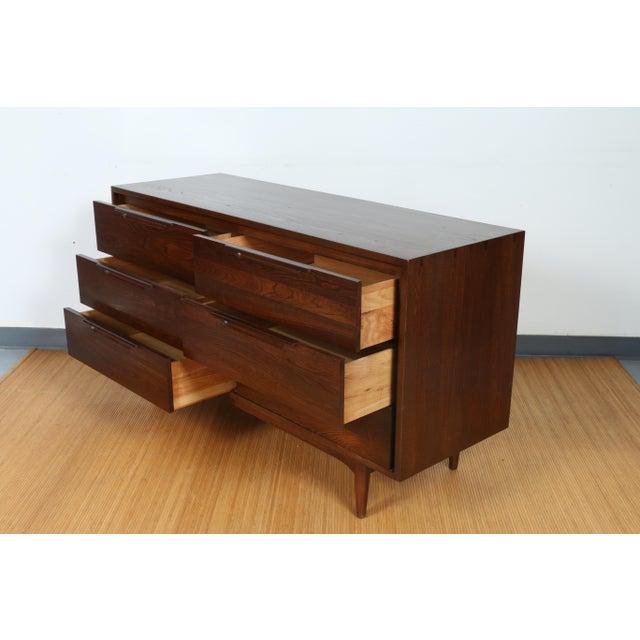 Solid Wood Dresser with Dark Walnut finish - Image 10 of 10