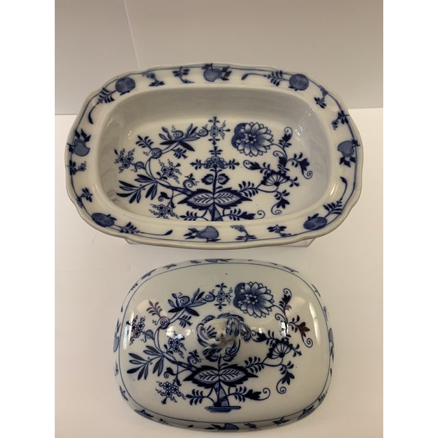 Late 19th Century Antique Cauldon Vegetable Serving Dish Set - 3 Pieces For Sale - Image 12 of 13