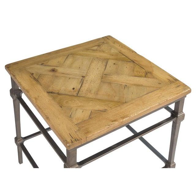 Sarreid Ltd. Sarried Ltd Knuckles Side Table For Sale - Image 4 of 6