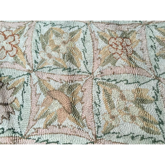 Treasure Chest Mutual Hand-Hooked Rug - 9' x 12' For Sale - Image 6 of 11