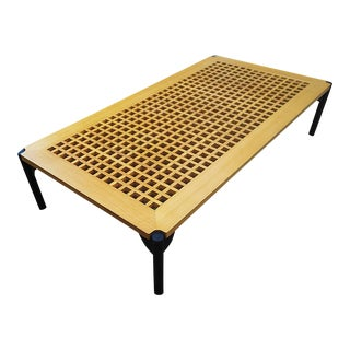 P. Bistacchi & L.Stano Cambusa Table