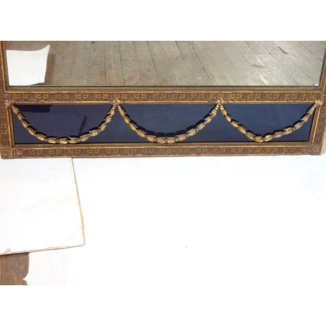 Early 20th Century Antique Art Deco Mirror For Sale In Boston - Image 6 of 8