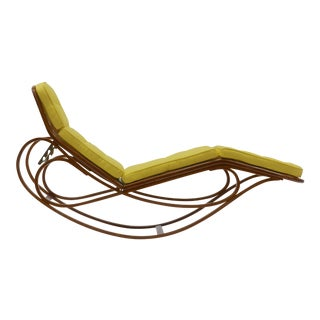 Chaise Lounge by Edward Wormley for Dunbar For Sale