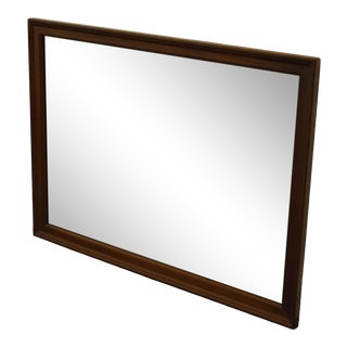 Kling Furniture Colonial Style Solid Cherry Wall Mirror For Sale