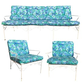Image of Indoor Patio Furniture