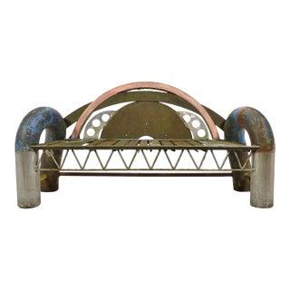 Gordon Chandler Bench Sculpture