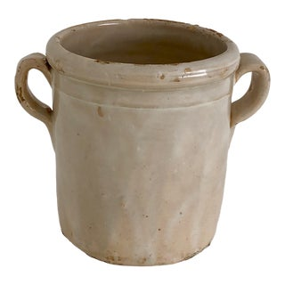 1900s Italian Confit Pot For Sale