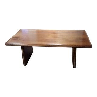 1980's Wooden Desk For Sale