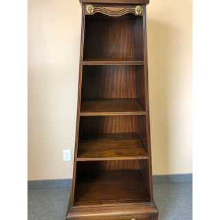 1990s Traditional Theodore Alexander Walnut Etagere Preview