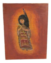 Image of Native American Paintings