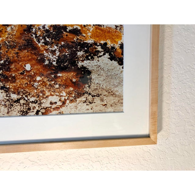 Color Photography 1980s Vintage Original Abstract Photograph by Willy Skigen For Sale - Image 7 of 13